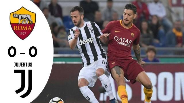 بالفيديو… يوفنتوس يحرز لقب الدوري الإيطالي بعد تعادل مع روما