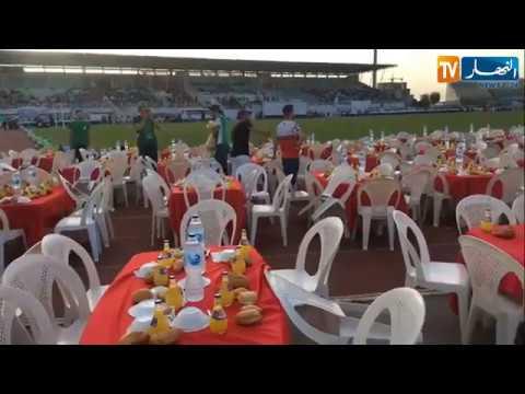 بالفيديو.. أكبر مائدة إفطار في العالم!