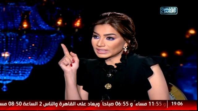 المخرجة ايناس الدغيدي: أنا لا أخشى التهديد وأطالب بتقنين بيوت الدعارة!