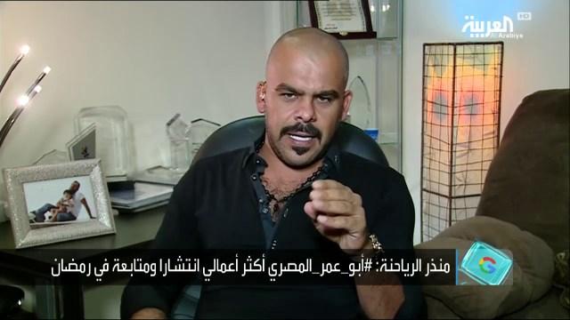 منذر رياحنة يرد على منتقدي «أبو عمر المصري»