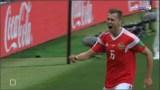 روسيا تفوز في افتتاح المونديال على السعودية (5-0)