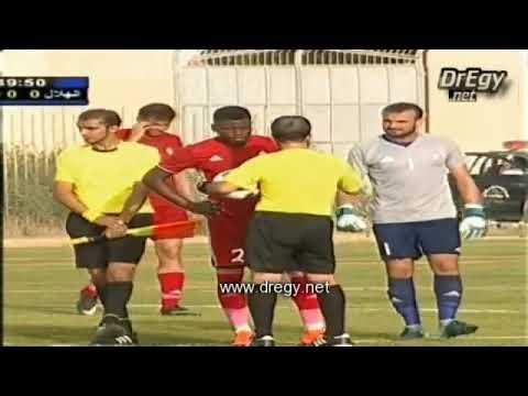 إطلاق نار يوقف نهائي كأس ليبيا ويثير الرعب بين اللاعبين
