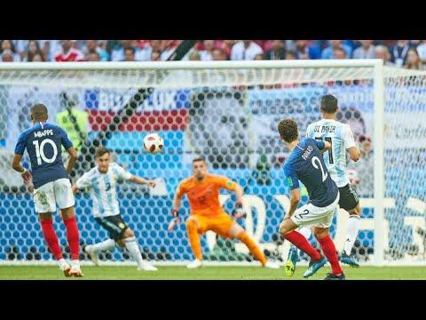 بالفيديو.. هذا الهدف هو الأجمل في كأس العالم 2018