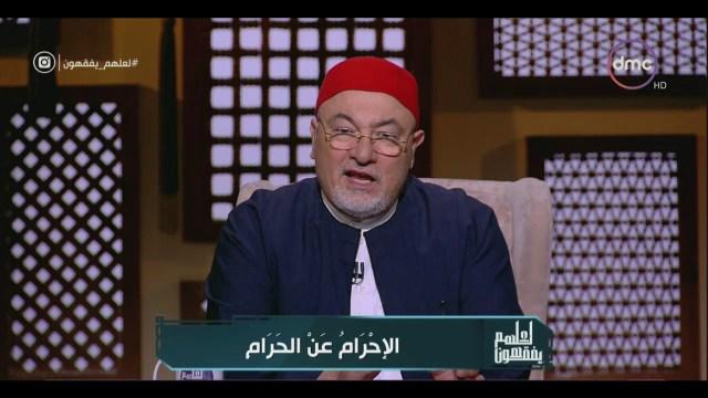 داعية مصري: من سرق 2 جنيه سيدخل النار مع حرامي المليارات!