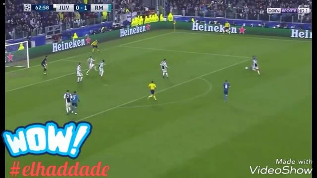 هدف رونالدو في يوفنتوس الأفضل في أوروبا الموسم الماضي