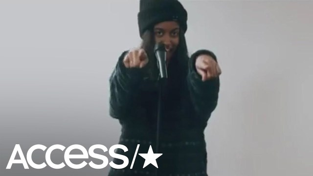 سر اختفاء مشهد ابنة أوباما من فيديو غنائي