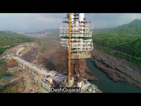 الكشف عن أطول تمثال في العالم