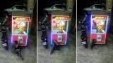 لص ينجح في سرقة «لعبة الدباديب» بفضل مرونة جسد