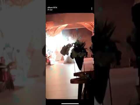 فنانة كويتية تقيم حفل زفاف اسطوري بمناسبة حصولها على الدكتوراة