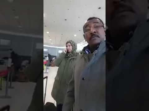 """ضجة كبرى بسبب فيديوهات وصور خاصة مُسرَّبة لـ""""مدير مكتب البشير"""" مع وزيرة موريتانية.. شاهد ماذا كانا يفعلان!"""
