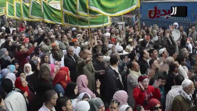 """""""المولد النبوي"""" من بين موالد عدة يحتفل بها الصوفيون"""