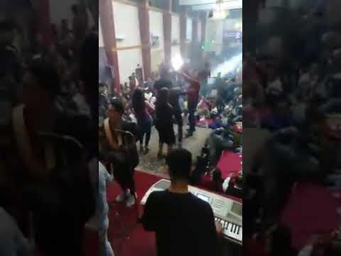 راقصات وخمور داخل نادي رياضي يثير ضجة في مصر !