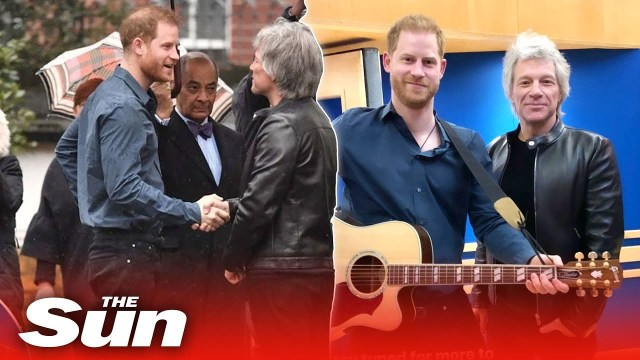 الأمير هاري يدخل عالم الغناء