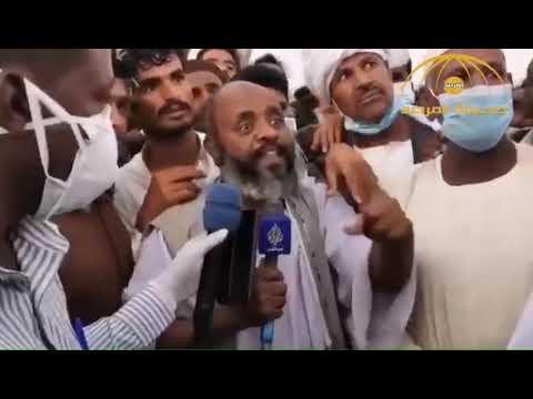 """سوداني يحرج قناة الجزيرة ويدافع عن المملكة بعد قرار إعادة الباخرة"""" مسرة """" إلى ميناء سواكن !"""