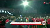 بالفيديو.. اشتباك بالأيدي وسباب  بين لاعب منتخب الاهلي وعضو باتحاد الكرة المصري