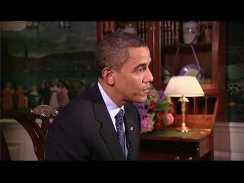 """وفاة """"الطفل"""" صاحب مقابلة الـ10 دقائق مع أوباما"""