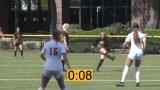 فتاة تسجِّل واحدًا من أسرع الأهداف في عالم كرة القدم