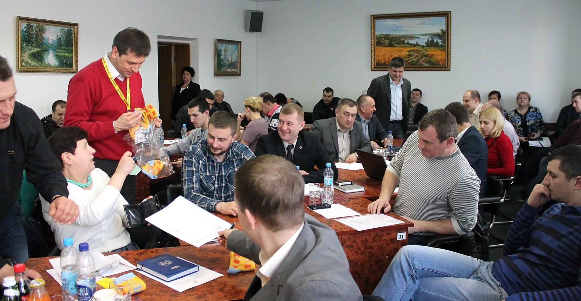 10-та сесія Броварської міської ради