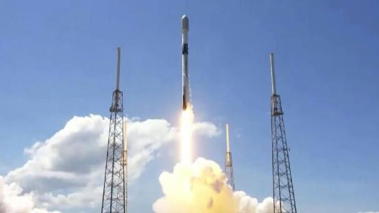 SpaceX launches another 60 Starlink satellites into orbit