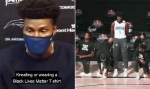 WATCH: Orlando Magic Forward Jonathan Isaac says he Stood for the National Anthem at the NBA Restart because 'Kneeling Doesn't Go Hand-in-Hand with Supporting Black Lives…the Answer Lies in the Gospel'