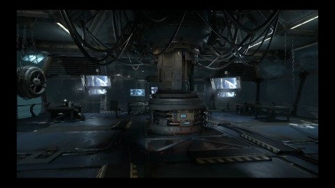 Star Citizen Asteroid Hangar Trailer VideoGolemde