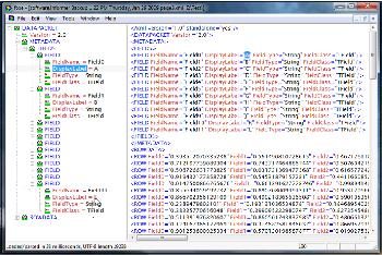 firstobject XML Editor 2.4 Download (Free) - foxe.exe