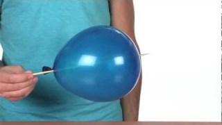 Balloon Skewer – Sick Science! #071
