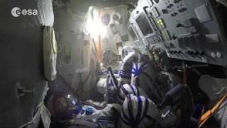 Fire in the Soyuz!