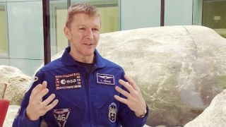 First interview with Tim Peake back on Earth