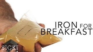 Iron for Breakfast – Sick Science! # 123