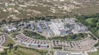 ESTEC: ESA's Space Research and Technology Centre