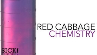Red Cabbage Chemistry – Sick Science! #105