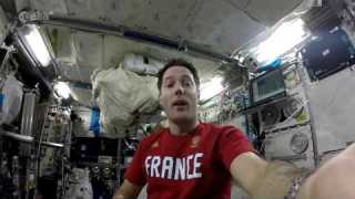 Tour the Space Station with Thomas Pesquet (French)