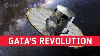 Gaia astronomical revolution
