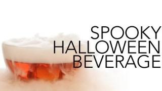 Spooky Halloween Beverage – Sick Science! #004