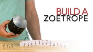 Build a Zoetrope – Sick Science #150