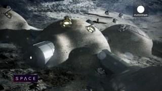 ESA Euronews: Como a ESA pretende construir uma aldeia na Lua