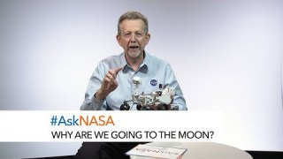 #AskNASA? Why Are We Going to the Moon?