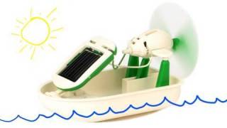 Mini 6-in-1 Solar Kit – Cool Science Toy