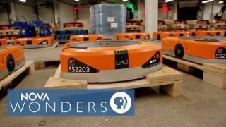 Meet the Robots at Amazon