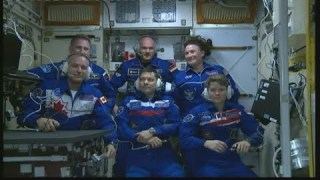 New Crewmembers Onboard the Space Station on This Week @NASA ? December 7, 2018