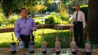 Boom, Splat, Kablooey – Soda Geyser Depth Charge