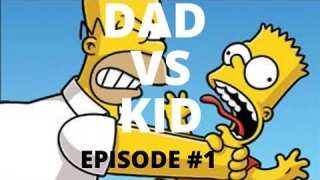 DAD vs KID #1 – Rubiks Cube, Artificial Intelligence