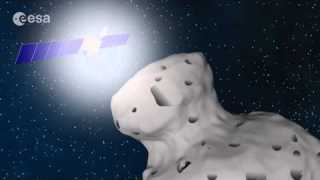 Paxi ? Rosetta und Kometen