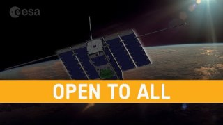 OPS-SAT: ESA?s flying lab, open to all