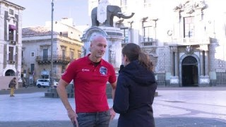 ESA astronaut Luca Parmitano talks science in space