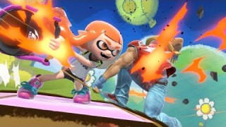 Silliness in Smash Bros. 4