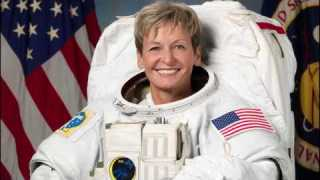 Whitson Receives Call from President Trump on This Week @NASA ? April 28, 2017