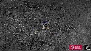 Reconstructing Philae?s flight