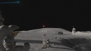 Discussing our Accelerated Return of Humans to the Moon on This Week @NASA ? April 5, 2019